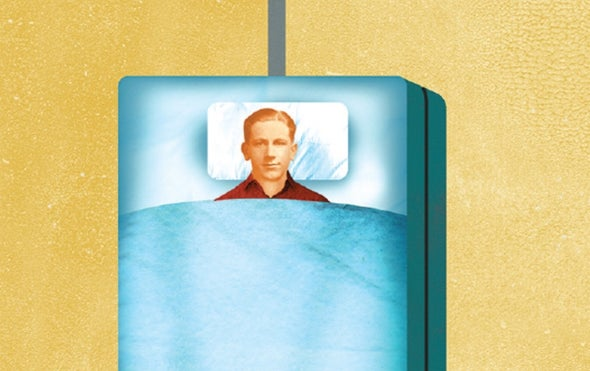 Why We Toss and Turn in an Unfamiliar Bed