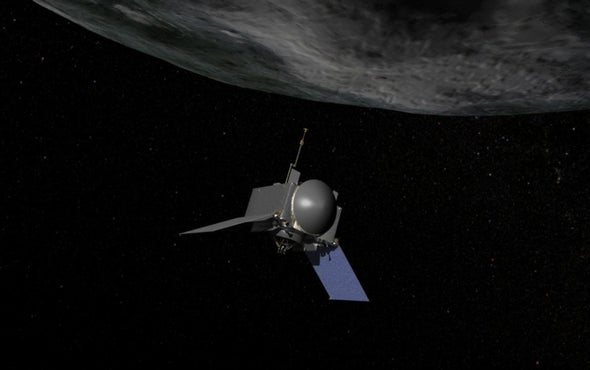 Is Earth Safe from Asteroid Bennu? - Scientific American