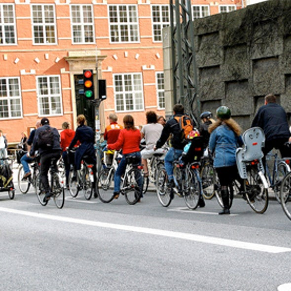 Copenhagen Aims for Climate Neutrality via Offshore Wind, Bikes and District Heating