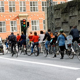 copenhagen, europe, climate neutral, CO2, greenhouse gas, bicycles