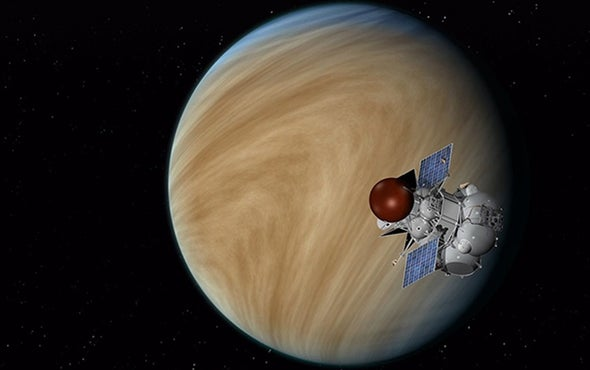 U.S. and Russia May Explore Venus Together
