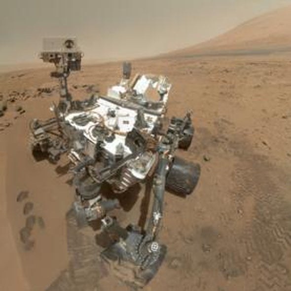 NASA to Launch New Mars Rover in 2020