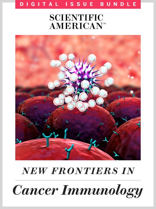 New Frontiers in Cancer Treatments