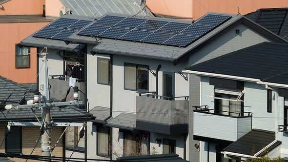 Solar Power Grows 400 Percent in Only 4 Years