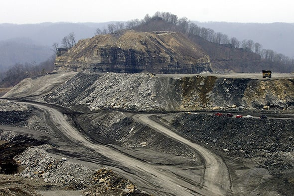 How Mountaintop Mining Affects Life and Landscape in West Virginia