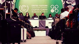 Nations Squabble over Room in the Atmosphere for Pollution