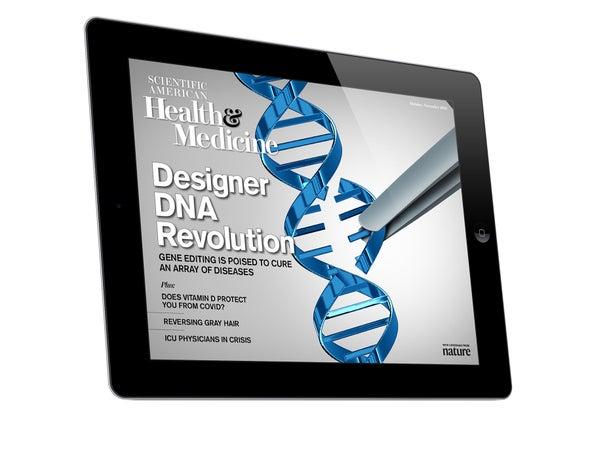 The Blueprints of Health – Scientific American