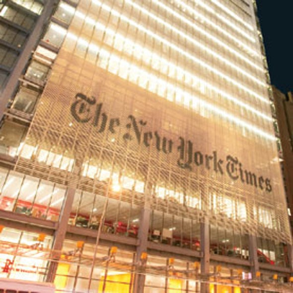 How Daylight Helps the New York Times Save Energy