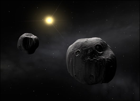 Asteroid Dance Partners