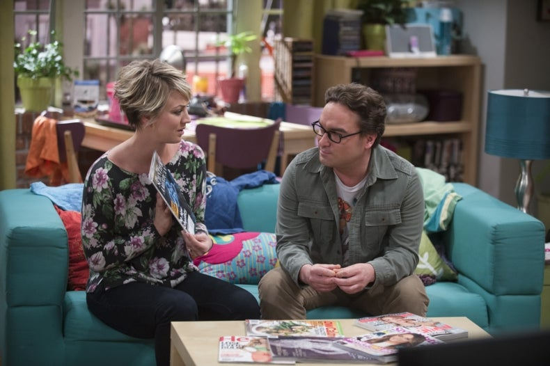 <i>The Big Bang Theory</i>'s Showrunner Talks Science