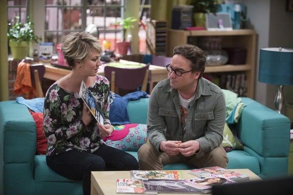 <i>The Big Bang Theory</i>'s Showrunner Talks Science