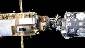A Decade on the Fly: Building the International Space Station--Module by Module [Slide Show]