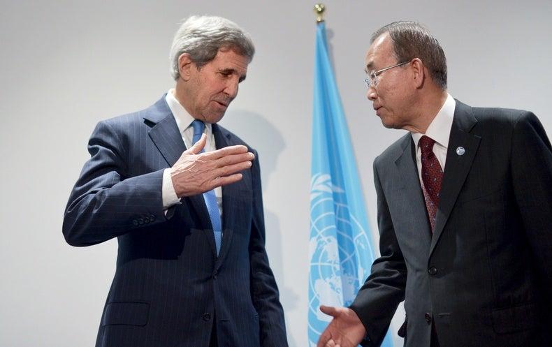 Biden Names John Kerry Climate Envoy - Scientific American