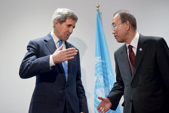 Biden Names John Kerry Climate Envoy
