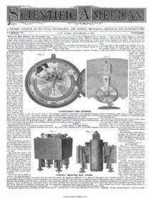 Scientific American Volume 21, Issue 19