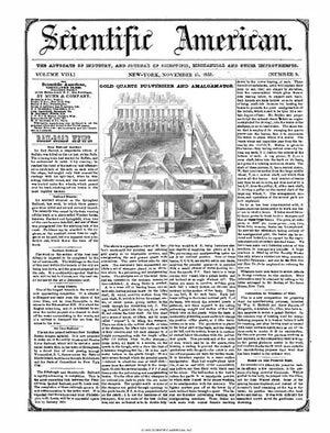November 13, 1852