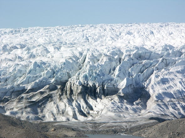 Greenland Has Yet Another Methane Leak
