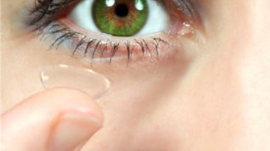Drug-Dispensing Contact Lens Could Replace Imprecise Eye Drops
