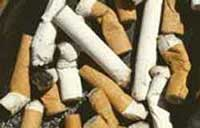 Nicotine, Too, May Promote Cancer