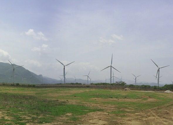 Mexico Makes Landmark Pledge to Cut Greenhouse Gas Pollution