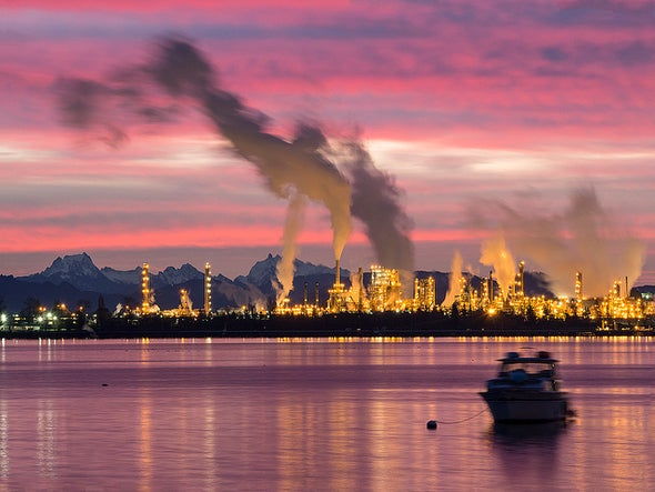 The Worst Climate Pollution Is Carbon Dioxide