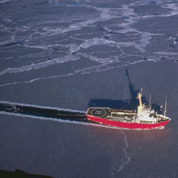 Drawing Lines in the Sea: Nations Stake Claims on Arctic Ocean Riches