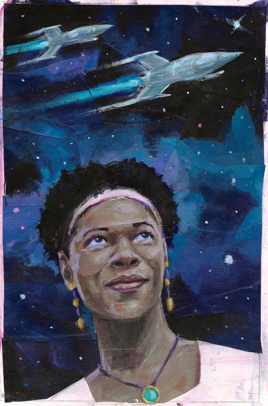 Exploring Black Sci-Fi, Learning through Color, the Cost of Cooling, and Other New Books