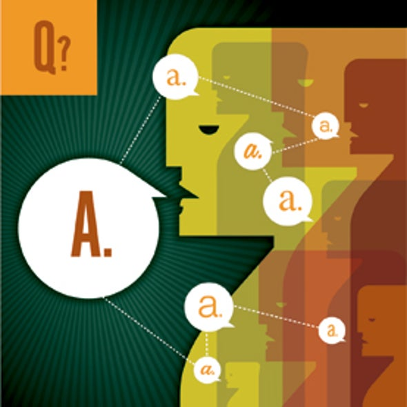 Question Time: Informational Crowdsourcing Takes Off, by David Pogue