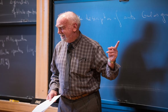 """Grand Unified Theory of Math"" Nets Abel Prize"