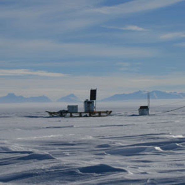 Hunt for Life under Antarctic Ice Heats Up
