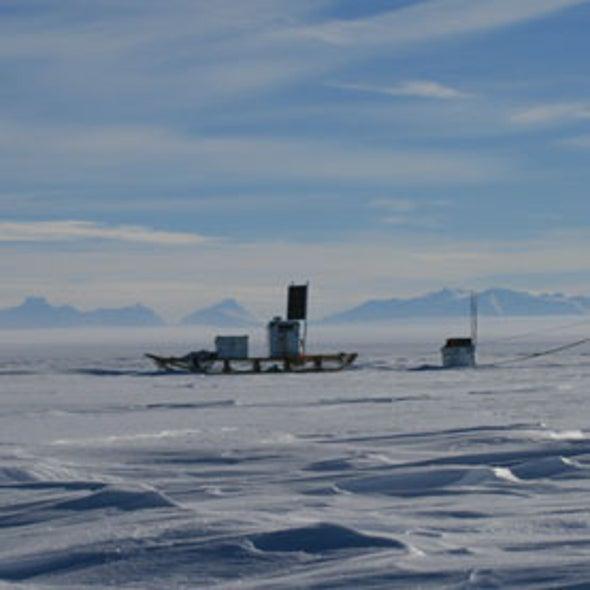 Hunt for Life under Antarctic Ice Heats Up