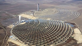 Storing Heat to Make Solar Electricity All the Time