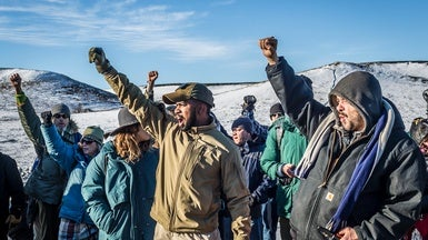 Army Corps Denies Permit for Dakota Access Pipeline