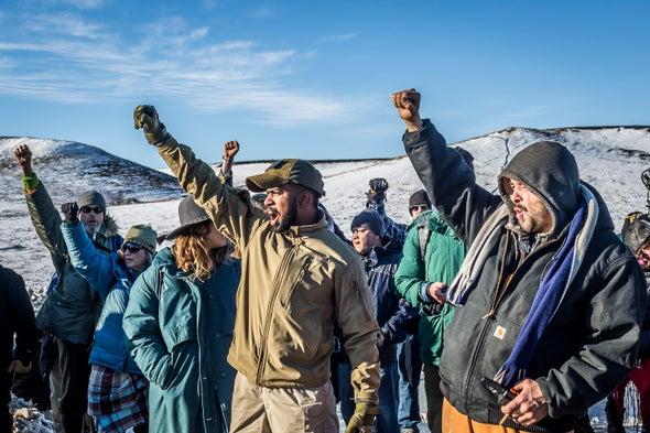 Army Corps Denies Permit for Dakota Access Pipeline