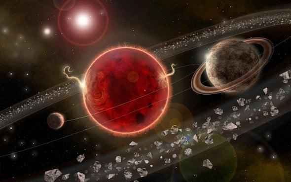 The Curious Case of Proxima C