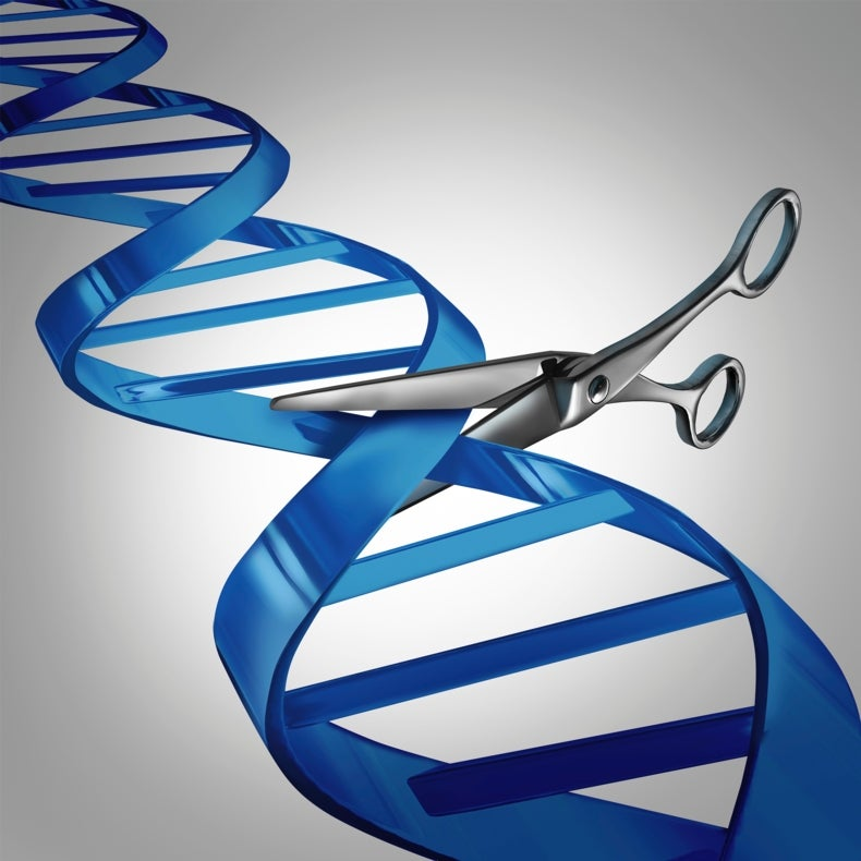 Patients Unsure about Value of Cutting-Edge Gene Editing Technology
