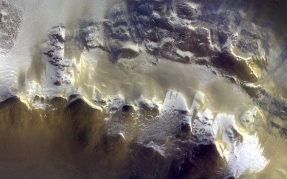 Mars Probe Poised to Solve Red Planet's Methane Mystery