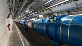 Supercharged Large Hadron Collider Tackles Universe's Big Questions