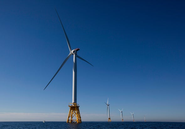 America's First Commercial Offshore Wind Farm Goes Live