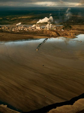 More Oil from Canada's Tar Sands Could Mean Game Over for Climate Change