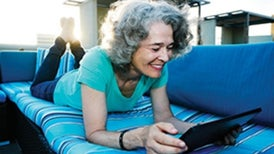 Sex: Seniors Find Answers Online