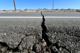 Could the Recent California Earthquakes Set Off the San Andreas Fault?