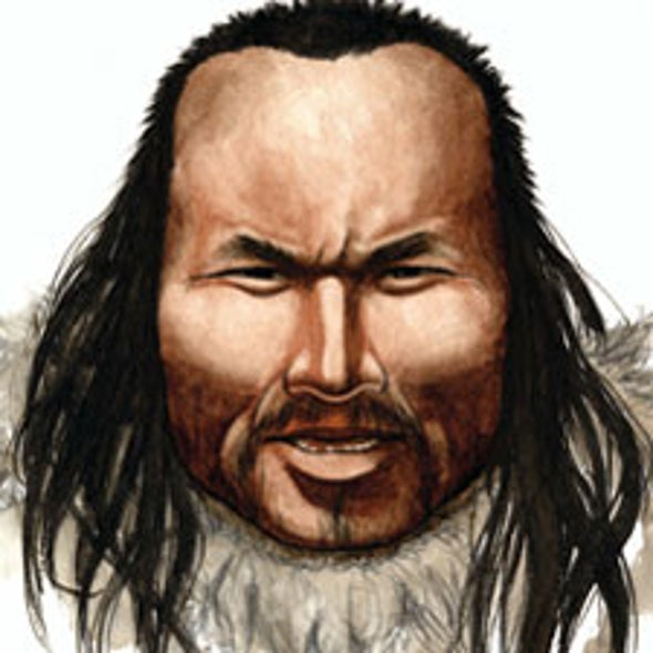 Long-Locked Genome of Ancient Man Sequenced