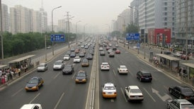 Car, Truck and Airplane Pollution Set to Drive Climate Change