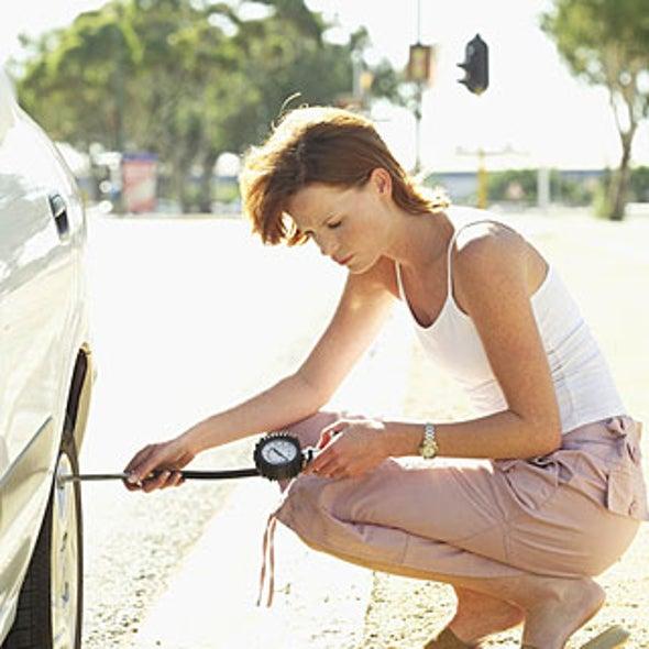 Do Nitrogen-Filled Tires Enhance Fuel-Efficiency?
