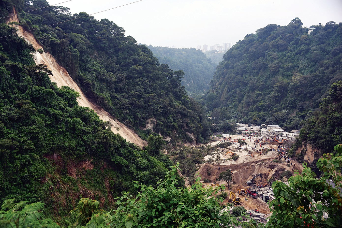 New Landslide Forecasts Could Save Lives