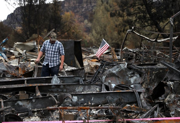 Wildfires Can Poison Drinking Water--Here's How Communities Can Better Prepare