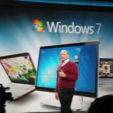 CES, Ballmer, Microsoft, Natal, Windows 7