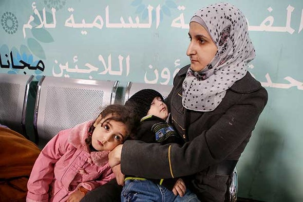 Europe's Migrant Crisis Necessitates Alternative Psychotherapies