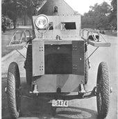 King Armored Car: